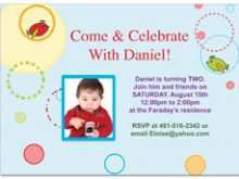 63 Online Birthday Invitation Template For Boy With Stunning Design with Birthday Invitation Template For Boy