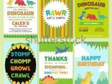 Birthday Party Invitation Template Art Free