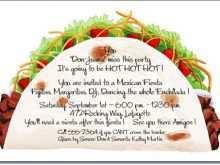 64 Blank Taco Party Invitation Template Free PSD File by Taco Party Invitation Template Free