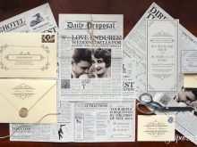 64 Blank Wedding Invitation Newspaper Template Photo with Wedding Invitation Newspaper Template