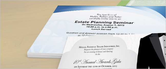 64 Create Example Of Invitation Card For Event For Free by Example Of Invitation Card For Event