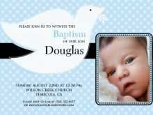 64 Creating Example Of Invitation Card For Christening PSD File with Example Of Invitation Card For Christening