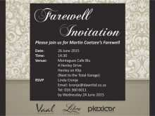 64 Customize Our Free Formal Invitation Event Template PSD File with Formal Invitation Event Template