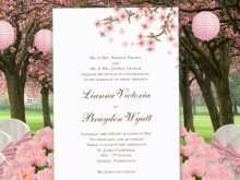 64 Customize Our Free Wedding Invitation Template Doc Maker with Wedding Invitation Template Doc