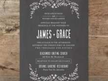 64 Free Printable Blank Rustic Invitation Template With Stunning Design by Blank Rustic Invitation Template