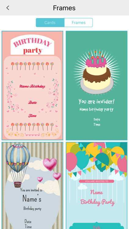 64 Free Printable Party Invitation Card Maker App PSD File for Party Invitation Card Maker App