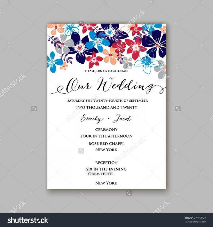 64 Free Wedding Invitation Template Background With Stunning Design with Wedding Invitation Template Background