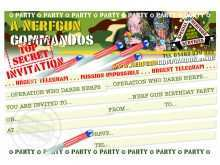64 How To Create Birthday Party Invitation Template Free Online Now by Birthday Party Invitation Template Free Online