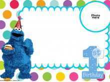 64 Standard Monster Birthday Invitation Template in Photoshop for Monster Birthday Invitation Template