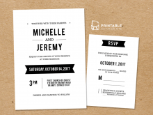 65 Creating Wedding Invitation Template Rsvp Layouts by Wedding Invitation Template Rsvp