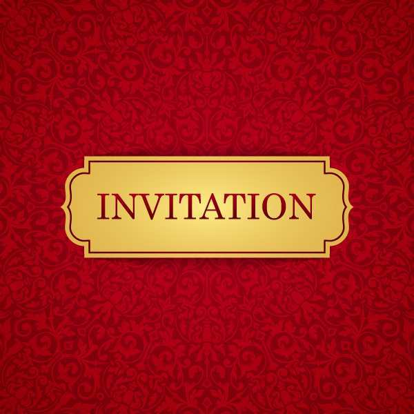 65 Online Vector Invitation Template Vector in Word by Vector Invitation Template Vector