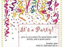 66 Customize Our Free Tea Party Invitation Template Word Download for Tea Party Invitation Template Word