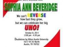 66 Printable Uno Birthday Invitation Template Free in Word with Uno Birthday Invitation Template Free