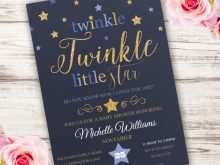 67 Best Twinkle Twinkle Little Star Birthday Invitation Template Free For Free by Twinkle Twinkle Little Star Birthday Invitation Template Free