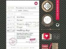 67 Customize Wedding Invitation Newspaper Template Templates for Wedding Invitation Newspaper Template