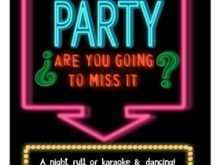 67 Free House Party Invitation Template Layouts with House Party Invitation Template