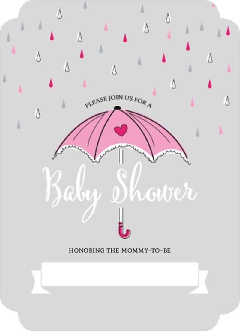 67 Report Blank Baby Shower Invitation Templates for Ms Word with Blank Baby Shower Invitation Templates