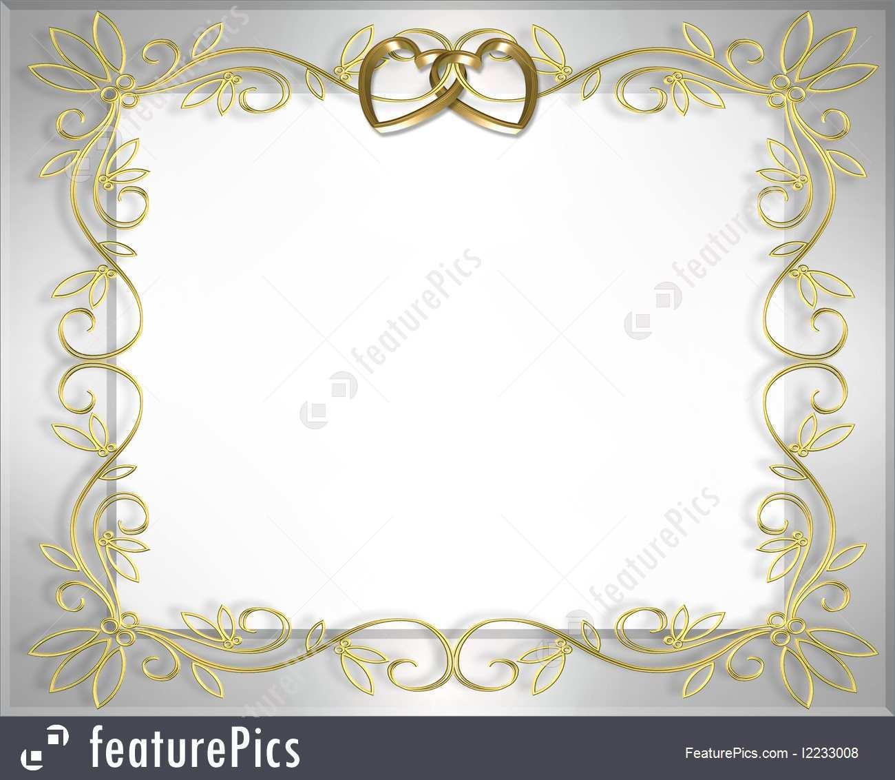 68 Customize Wedding Invitation Template Background in Word for Wedding Invitation Template Background