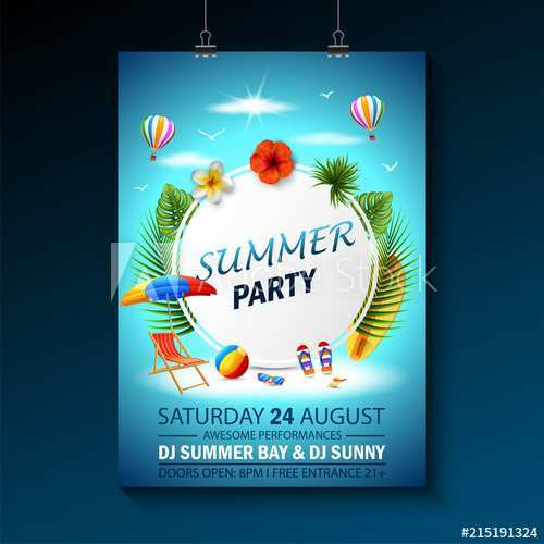 68 Online Party Invitation Template Adobe Now with Party Invitation Template Adobe