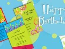 68 Printable Birthday Party Invitation Template Boy For Free for Birthday Party Invitation Template Boy