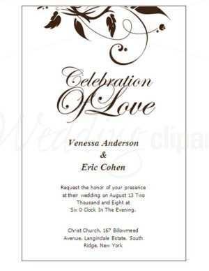 68 Standard Template For Elegant Birthday Invitation Maker by Template For Elegant Birthday Invitation