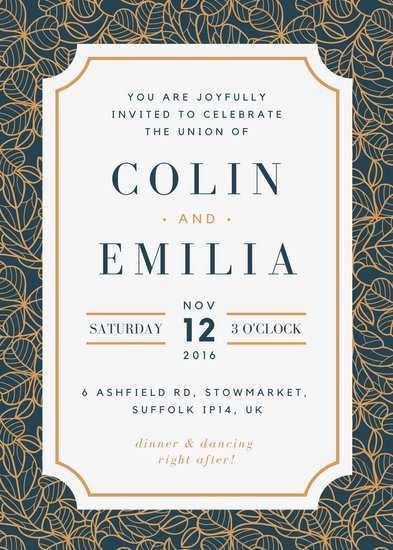 69 Customize Wedding Invitation Template Free in Photoshop for Wedding Invitation Template Free