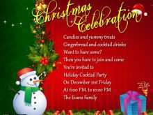 69 Free Example Of Christmas Invitation Card Photo with Example Of Christmas Invitation Card