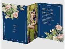 69 How To Create Royal Blue Wedding Invitation Template PSD File by Royal Blue Wedding Invitation Template