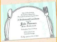 69 Printable Formal Lunch Invitation Template Templates with Formal Lunch Invitation Template