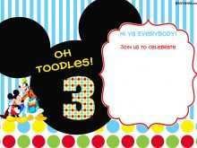 70 Best Doraemon Birthday Invitation Template For Free with Doraemon Birthday Invitation Template