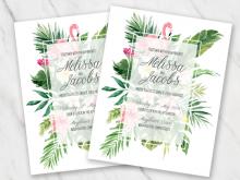 70 Creating Wedding Invitation Template Word Free For Free by Wedding Invitation Template Word Free