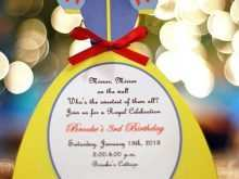 70 Online Birthday Invitation Template Snow White in Word with Birthday Invitation Template Snow White