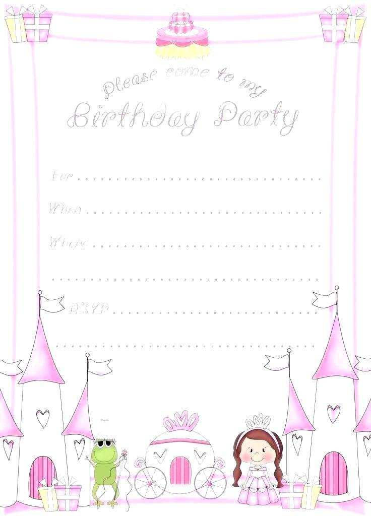 70 Printable American Girl Party Invitation Template Free for Ms Word for American Girl Party Invitation Template Free