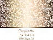 70 Standard Formal Invitation Background Designs in Word by Formal Invitation Background Designs