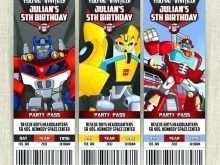 71 Best Transformers Birthday Invitation Template for Ms Word for Transformers Birthday Invitation Template