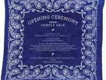 71 Creating Invitation Card Format For Opening Ceremony Formating with Invitation Card Format For Opening Ceremony