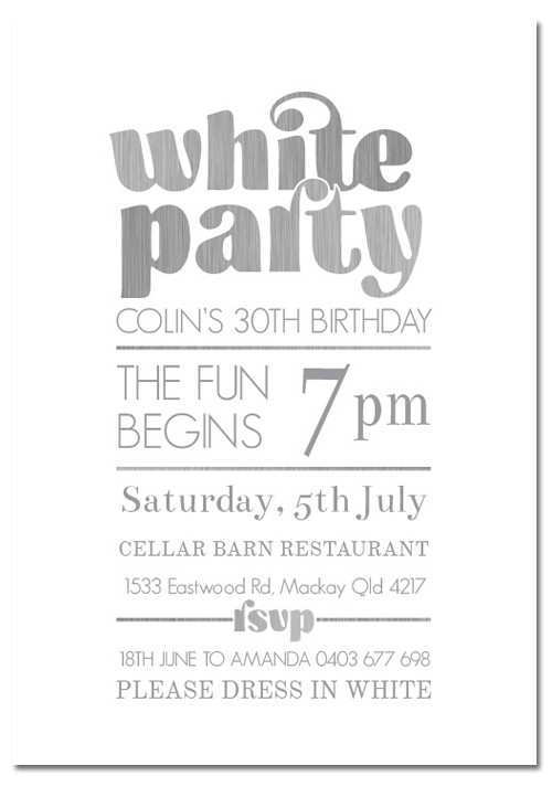 71 Creative Birthday Party Invitation Template Black And White in Word with Birthday Party Invitation Template Black And White