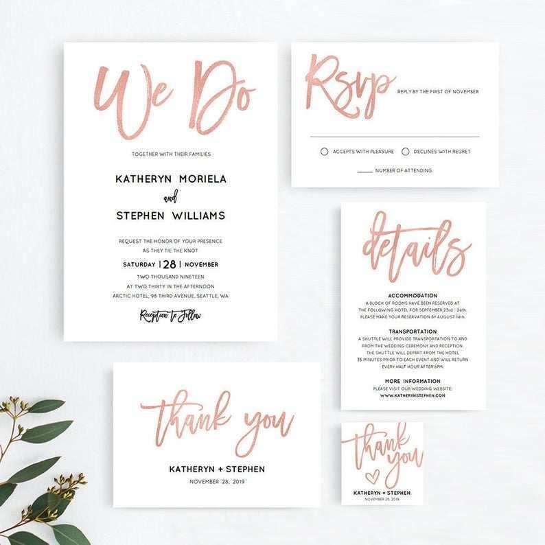 72 Create Gold Wedding Invitation Template Templates by Gold Wedding Invitation Template