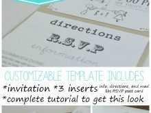 72 Customize Wedding Invitation Information Insert Template Templates for Wedding Invitation Information Insert Template