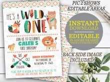 72 Format 8 5 X 11 Birthday Invitation Templates for Ms Word for 8 5 X 11 Birthday Invitation Templates