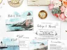 How To Print Map For Wedding Invitation