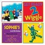 73 Best Wiggles Birthday Invitation Template Formating for Wiggles Birthday Invitation Template