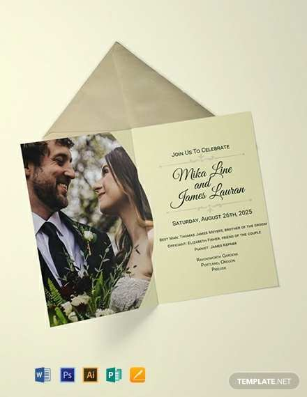 73 Creative Wedding Invitation Template Download And Print With Stunning Design with Wedding Invitation Template Download And Print