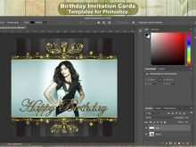 73 Customize Our Free Birthday Invitation Design Template Psd With Stunning Design with Birthday Invitation Design Template Psd