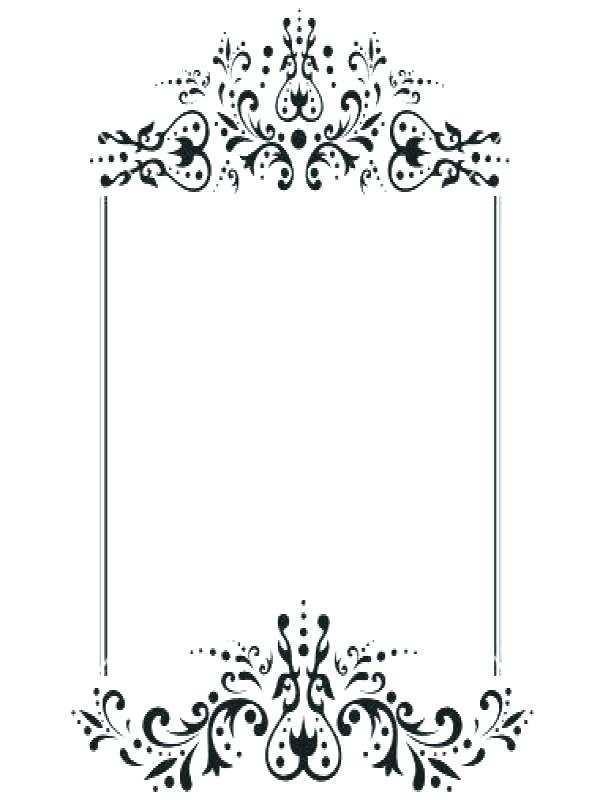 73 Free Printable Blank Invitation Templates Now by Blank Invitation Templates