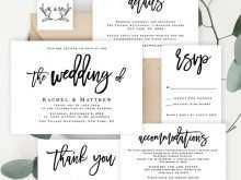 73 Printable Wedding Invitation Template Rsvp With Stunning Design by Wedding Invitation Template Rsvp
