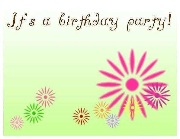 73 Standard Blank Birthday Invitation Templates For Microsoft Word in Word by Blank Birthday Invitation Templates For Microsoft Word
