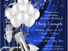 73 Standard Formal Dance Invitation Template Templates by Formal Dance Invitation Template