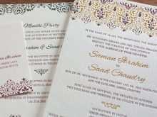 74 Creating Wedding Invitation Template Victorian For Free for Wedding Invitation Template Victorian
