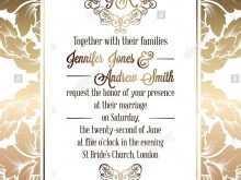 74 Customize Elegant Invitation Card Designs in Word for Elegant Invitation Card Designs